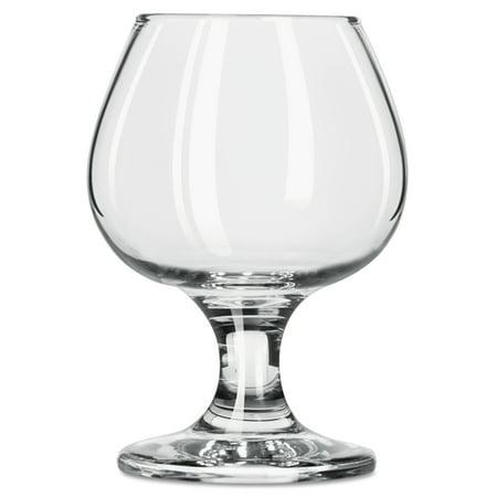 Libbey Embassy Brandy Glasses, 5 1/2 oz, Clear ()