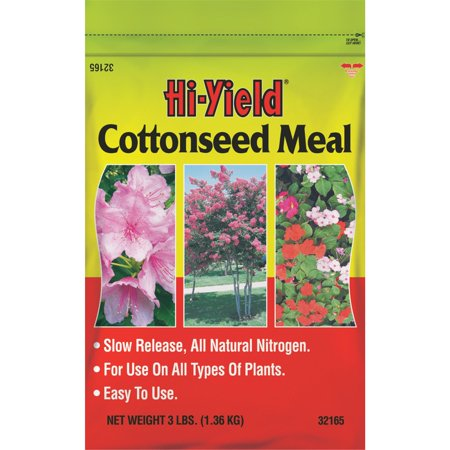 Hi Yield Cottonseed Meal Dry Plant Food