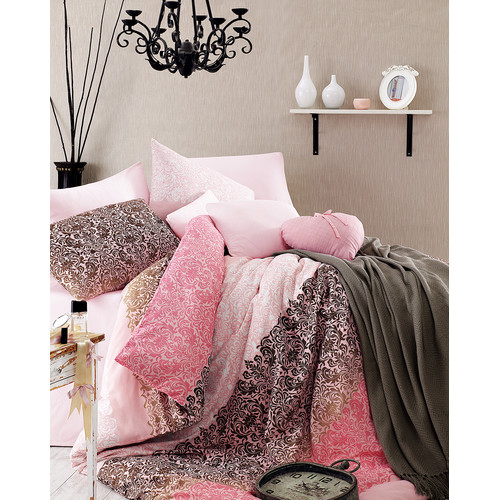 Debage Inc. Madison 4 Piece Duvet Cover Set
