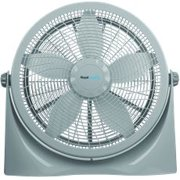 Royal Cove 3-Speed High-Performance Pivot Fan, 20 In.