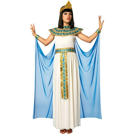 Cleopatra Adult Halloween Costume](The White Rabbit Costume)