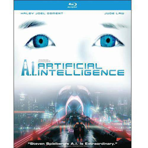 A.I.: Artificial Intelligence (Blu-ray) (Widescreen)