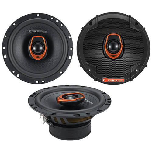 "Cadence QRS65 2-Way 6"" Speaker System"