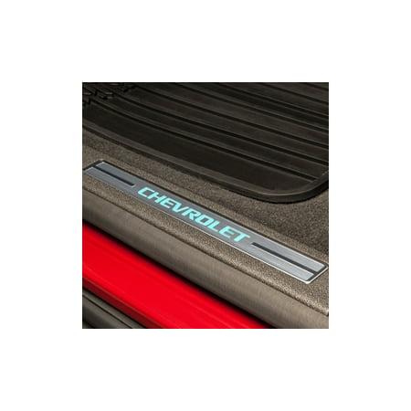 GM 23169369 Illuminated Door Sill Plates Chevrolet Equinox
