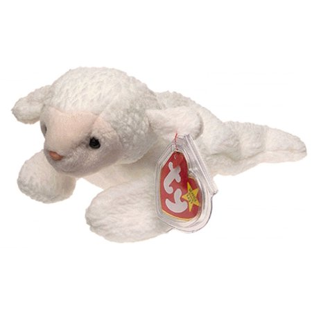 Beanie Babies Fleece the Lamb Beanie Baby - Kathe Kruse Lamb