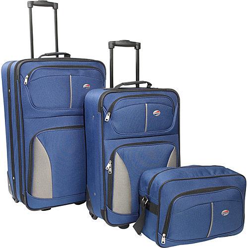 American Tourister Fieldbrook 3 Piece Luggage Set