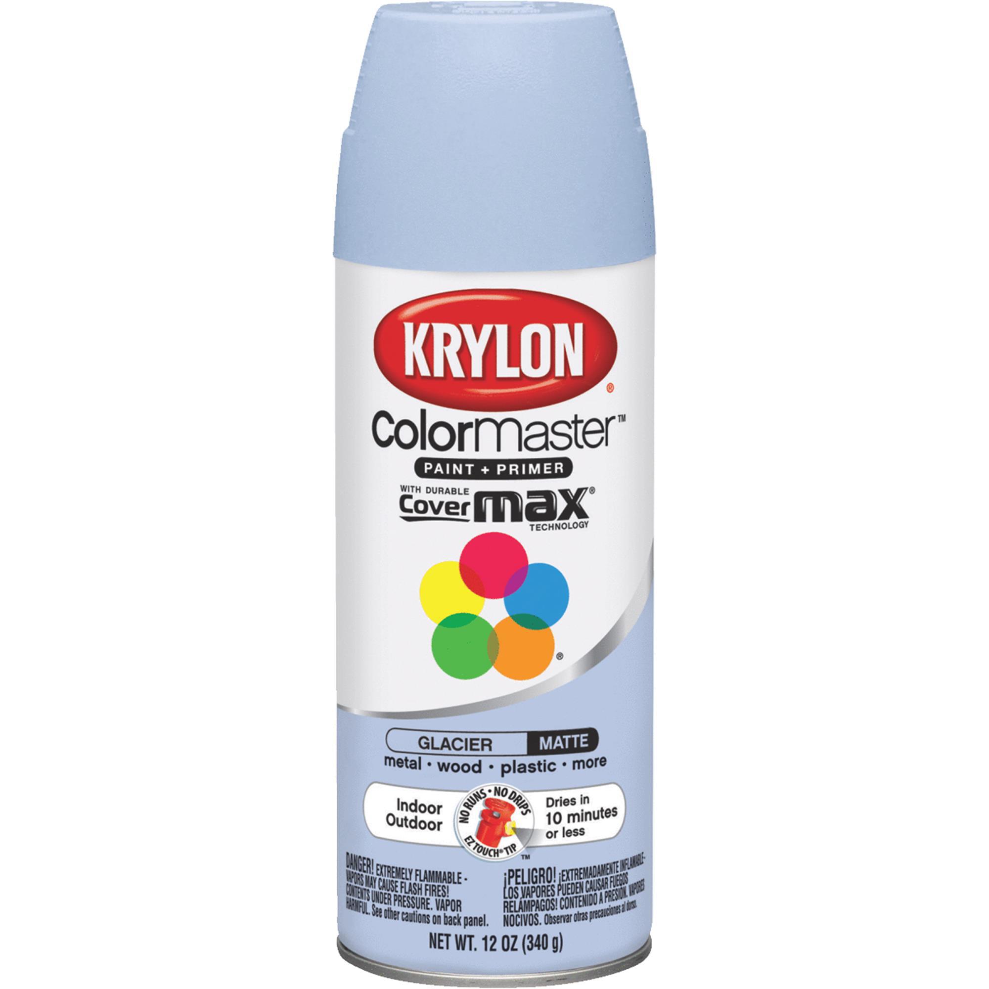 Krylon ColorMaster Paint + Primer Spray Paint