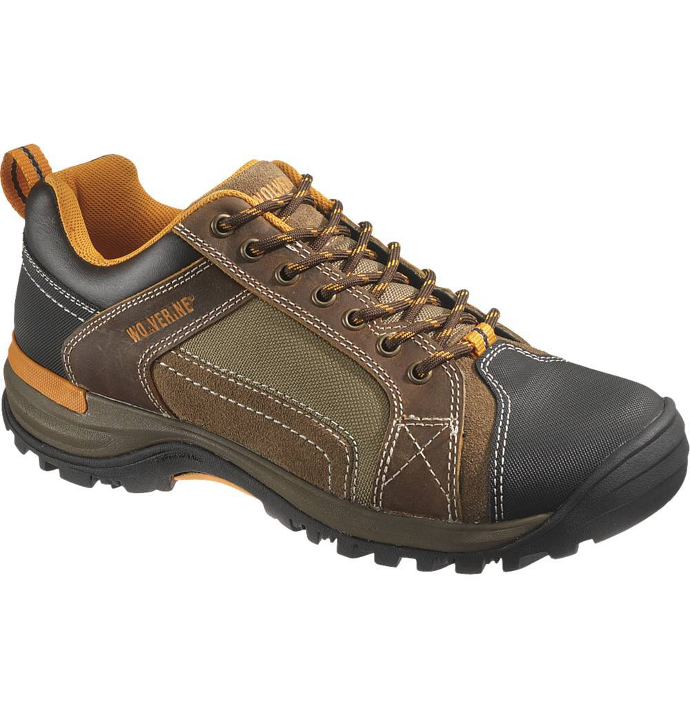 Wolverine Men's Chisel Low Work Shoe