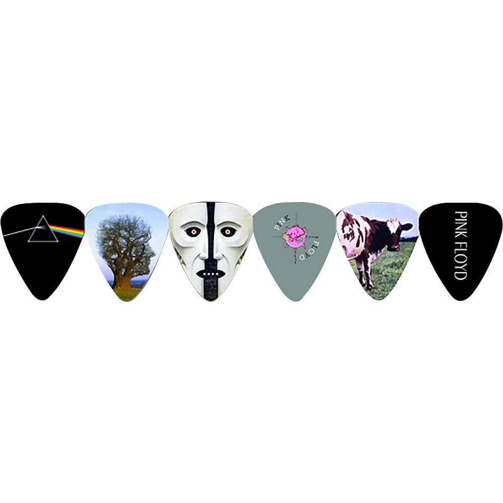 Perri's Guitar Picks - 12 Pack of Pink Floyd Pink Floyd