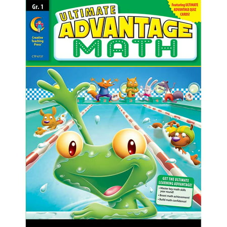 CTP6737 - Ultimate Advantage Math Gr 1 by Creative Teaching