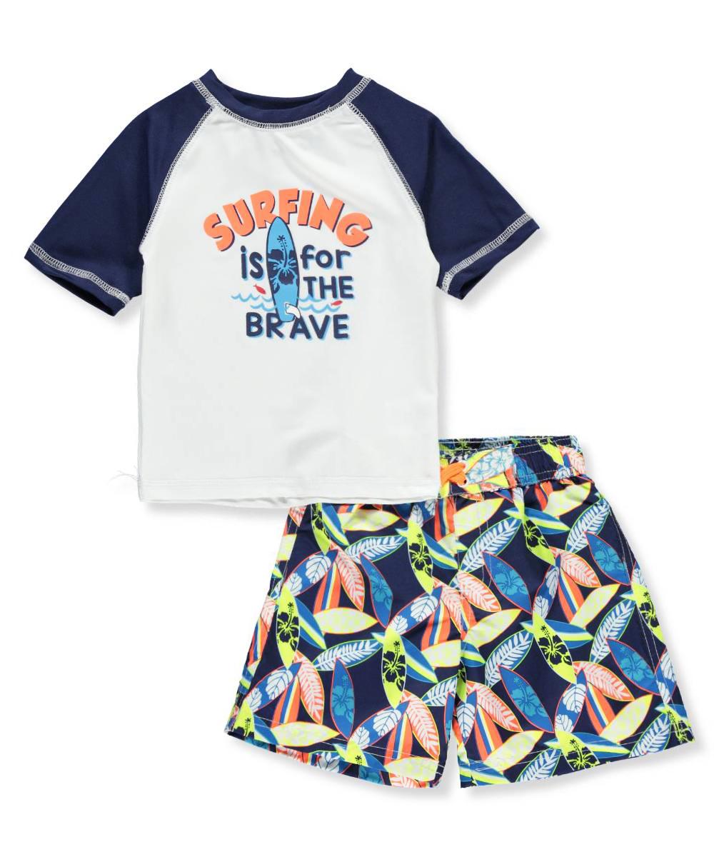 iXtreme Baby Boys' 2-Piece Swim Set