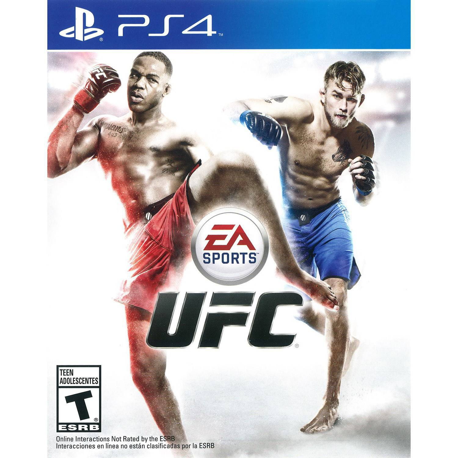 UFC: Ultimate Fighting Championship (PS4)