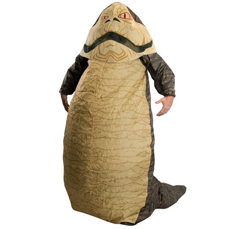 Jabba The Hutt Inflatable Adult Halloween - Inflatable Fat Suit Halloween