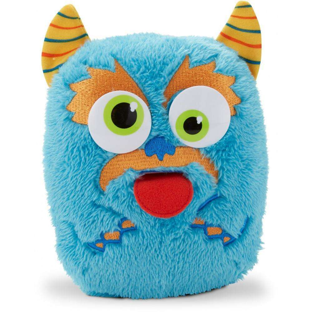 Tizzy Tongues by Mattel: Monster Interactive Plush Toy by Mattel