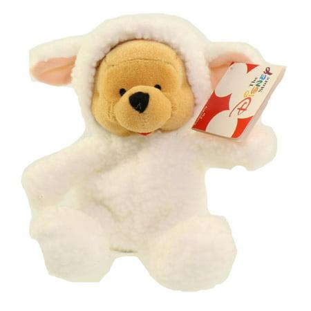 Bean Bag Costume (Disney Bean Bag Plush - POOH AS A LAMB (Winnie the Pooh) (8)