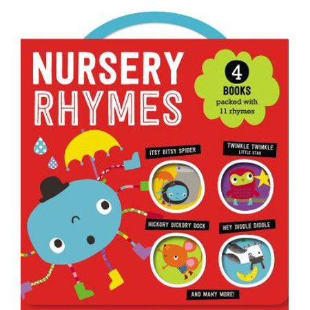 Picture Book Box Set Nursery Rhymes