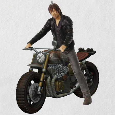 Hallmark Ornament 2018 Daryl Rides Again , Walking Dead