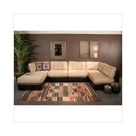 Bundle 11 Guildcraft Quantum 6 Piece Modular Sectional Sofa