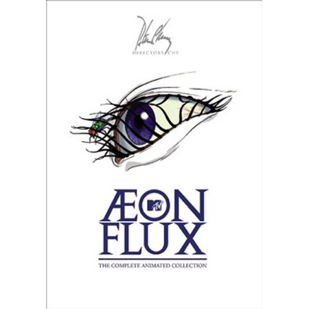 Aeon Flux: The Complete Animated Collection (DVD) (Animated Halloween Tv Shows)