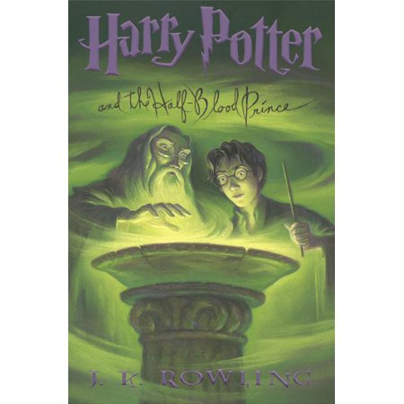 Harry Potter: Harry Potter and the Half-Blood Prince (Series #6) (Hardcover)