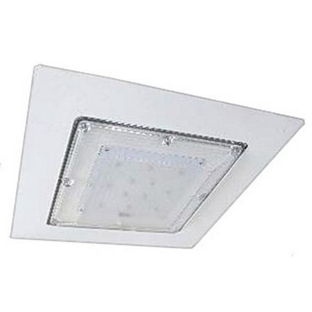 LED Recessed UltraThin Canopy Light - 40 Watts 5000K White - image 1 of 1