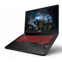 ASUS TUF Gaming Laptop, 17.3? Full HD IPS Type, AMD Ryzen 5 3550H CPU, AMD Radeon RX560X, 8GB DDR4, 512GB PCIe SSD, Gigabit Wi-Fi 5, Windows 10 Home - FX705DY-EH53 Notebook