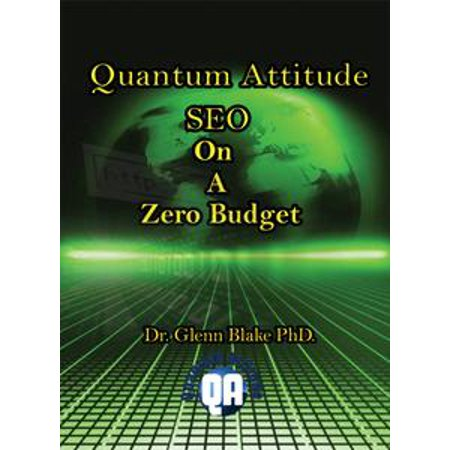 SEO On A Zero Budget - eBook (Best Budget Zero Turn)