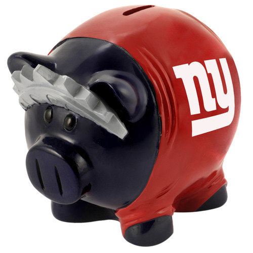 Forever Collectibles NFL Large Piggy Bank, Tampa Bay Buccaneers