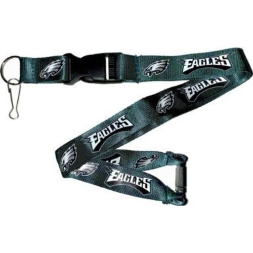 NFL Philadelphia Eagles Team Lanyard, One Size, Multi