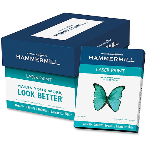 Hammermill Letter-Size Laser Paper