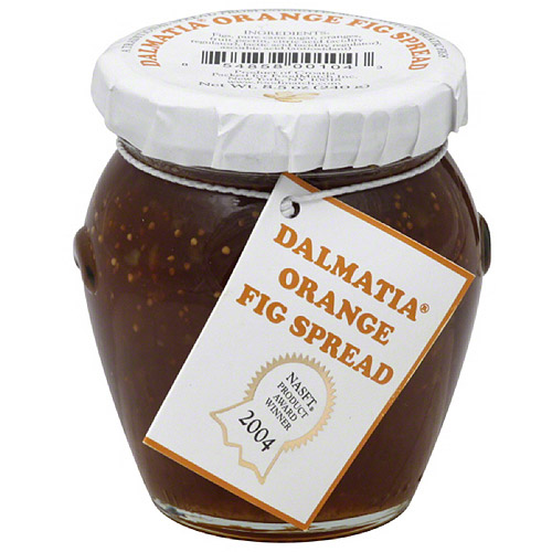 Dalmatia Orange Fig Spread, 8.5 oz, (Pack of 12) by Generic