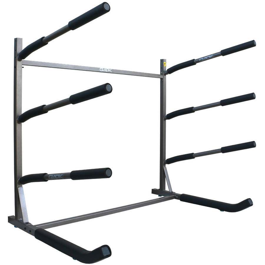Glacik Freestanding SUP Storage Rack System Stoneman Sports, G-200, Bronze by Stoneman Sports