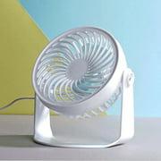 Mini USB Air Cooling Fan Clip Clamp/Desktop Fan Home Student Dormitory Bedside Portable Desktop Office Fan