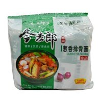 Jml Instant Noodle Artificial Stew Pork Flavour 5 small bags by N/A [Foods]