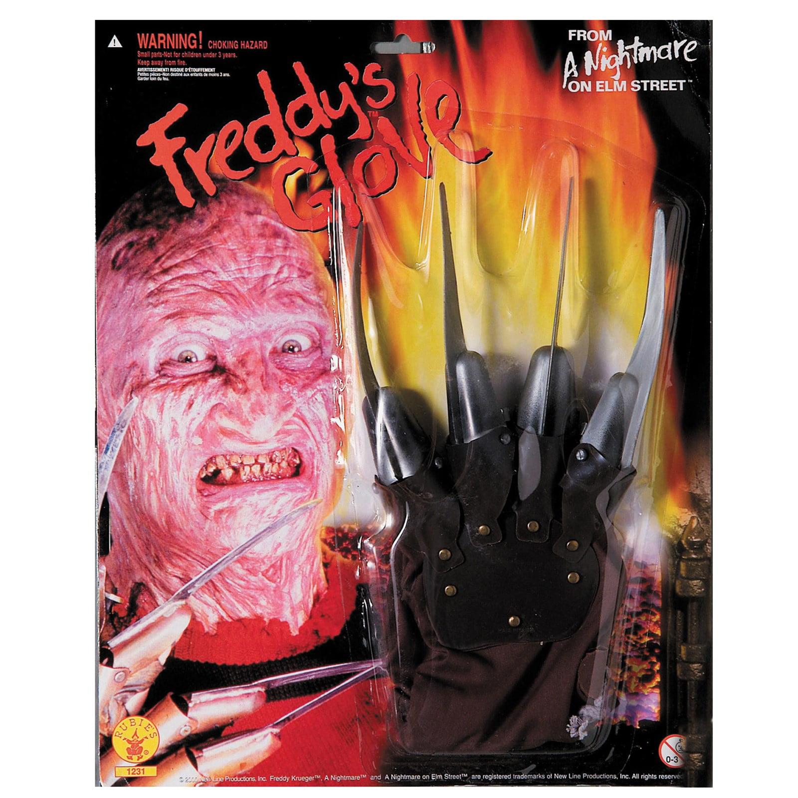 Nightmare on Elm Street Freddy Glove