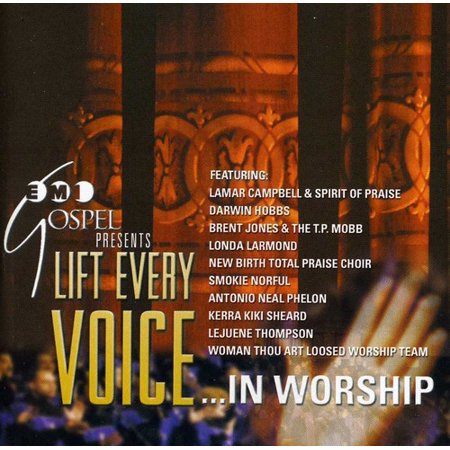 Lift Every Voice in Worship (CD) ()