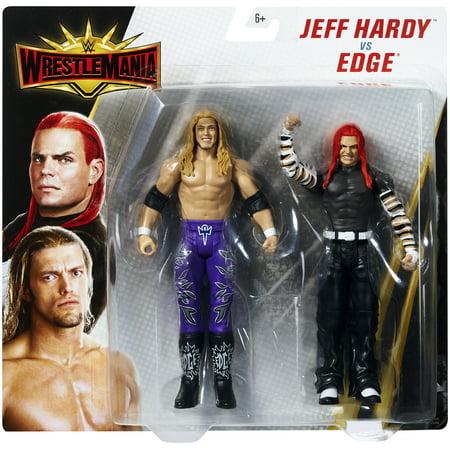 Jeff Hardy & Edge - WWE Battle Packs