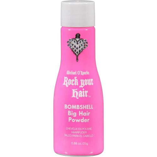 Michael O'Rourke Rock Your Hair Bombshell Big Hair Powder, 0.88 oz