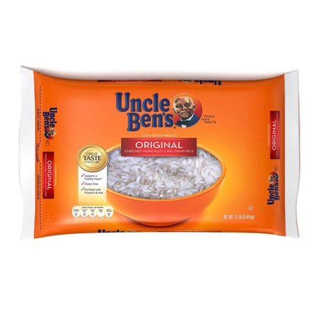 Uncle Ben's Original Converted Brand Enriched Parboiled Long Grain Rice (12 lb.