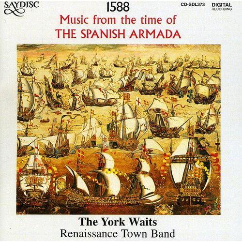 Spanish Armada 1588 / Various