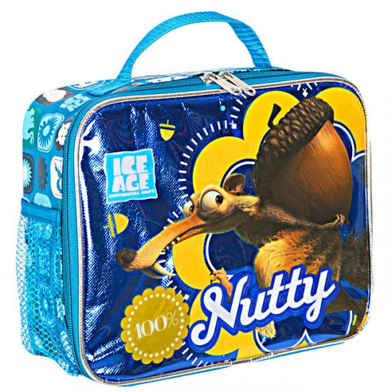Ice Age Continental Drift 100% Nutty Lunch Tote [Insulated]