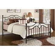 tokyo bronze metal bed multiple sizes - Queen Size Bed Frame And Headboard