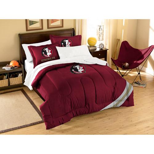 Ncaa Applique 3-piece Bedding Comforter