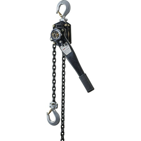 TOHO HSH-616 Lever Block / Ratchet Puller Hoist (1.5 Ton, 5ft. Chain) ()