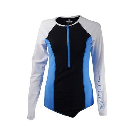 dc31c0ea2b Volcom - Volcom Women s Simply Solid Bodysuit (Coastal Blue
