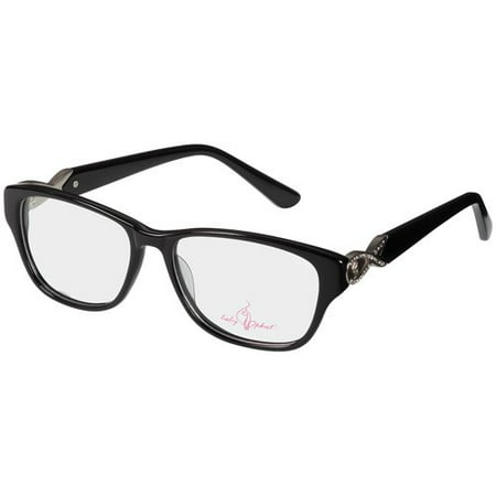 Baby Phat Eyeglass Frames Bv 266 Black Walmart Com