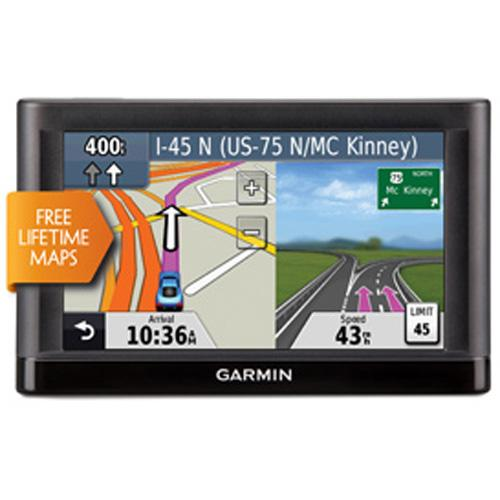 "Refurbished Garmin Nuvi 010-01115-01 52LM lower 49 States 5"" GPS with Lifetime Map Updates"