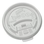 Dixie Plastic Lids for 8 oz Hot Drink Cups, 1000 count -DXETB9538X