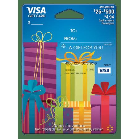 Walmart visa gift card presents walmart walmart visa gift card presents negle Choice Image
