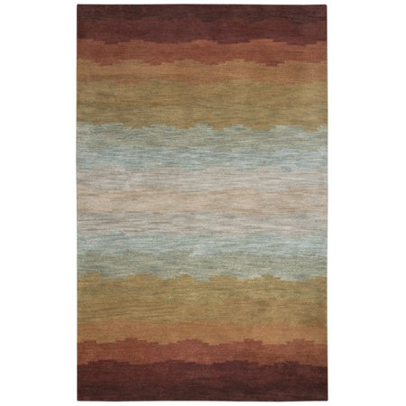 RIZZY HOME COLOURS COLLECTIONS CL2514 8' x 10' AREA RUGS ()